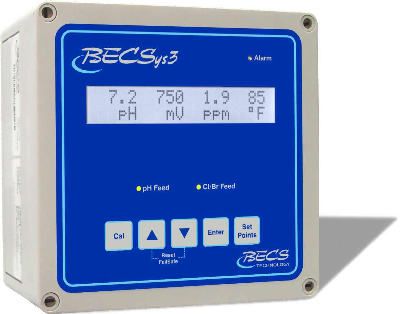 Aquatic Environmental Systems Becsys3