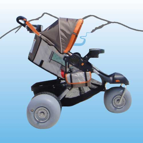 Deming Beach Stroller Web