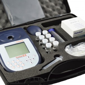Aquatic environmental systems pooltest 25 professional plus - Swimming pool water testing calculator ...
